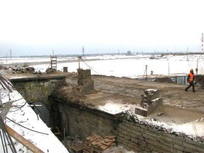 Обследование зданий и сооружений форта «Константин»