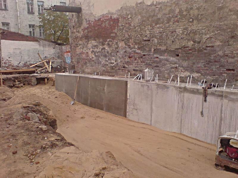 Комплекс инженерных работ г. Выборг, ул. Петра Ладанова
