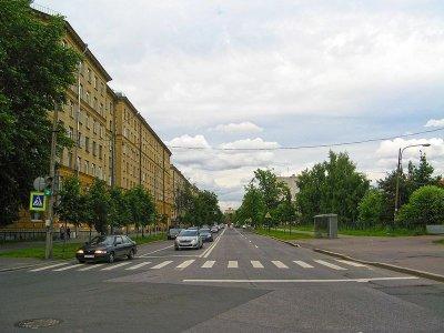 Автовская ул.