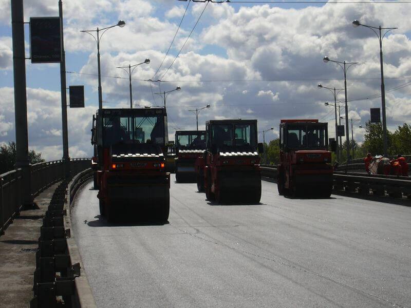 Мониторинг при дорожных работах