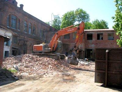 Обследование зданий и сооружений Сестрорецкого инструментального завода