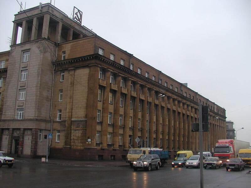 Мониторинг здания