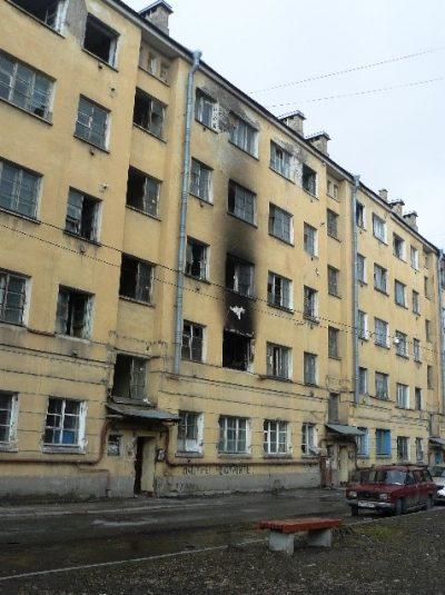 Санкт-Петербург, ул.Бабушкина, д. 133, литера М
