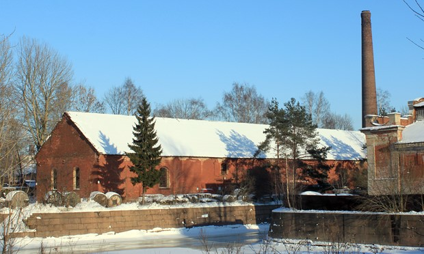 Комплексное обследование здания перед началом проведения работ по сохранению объекта культурного наследия «Сарай пенькового канатного завода»
