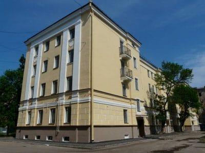 Санкт-Петербург, г. Кронштадт, ул. Красная, д. 8, корпус 2